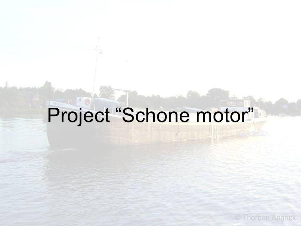"""Project """"Schone motor"""""""