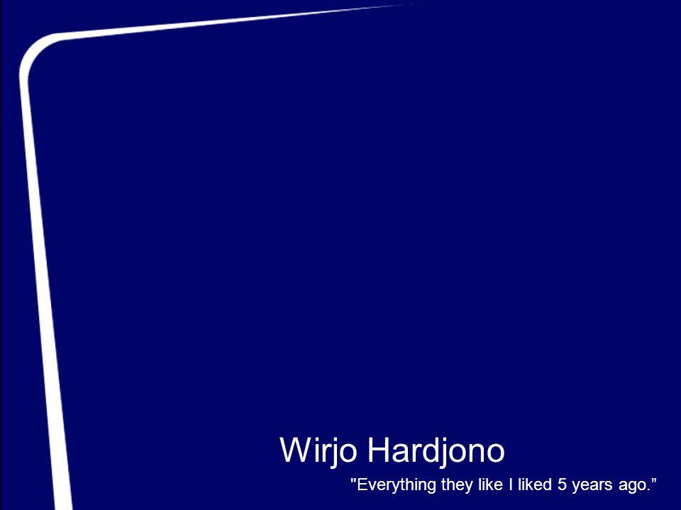 Wirjo Hardjono