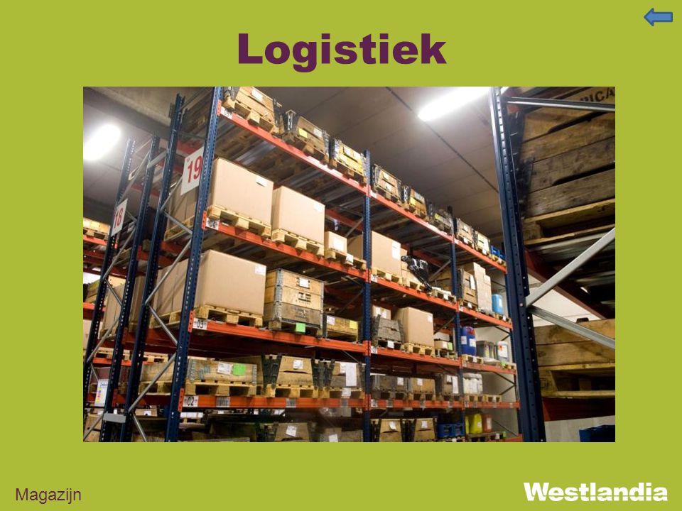 Logistiek Magazijn