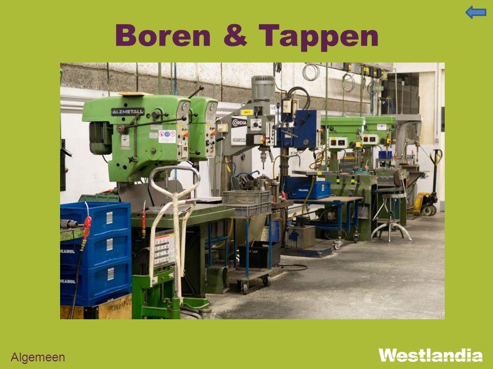 Boren & Tappen Algemeen