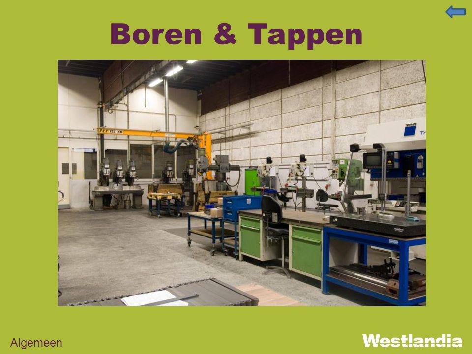Boren & Tappen Stukken