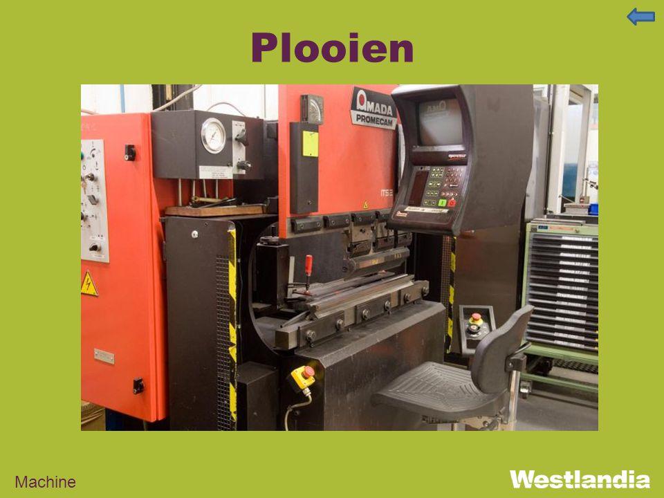 Plooien Machine