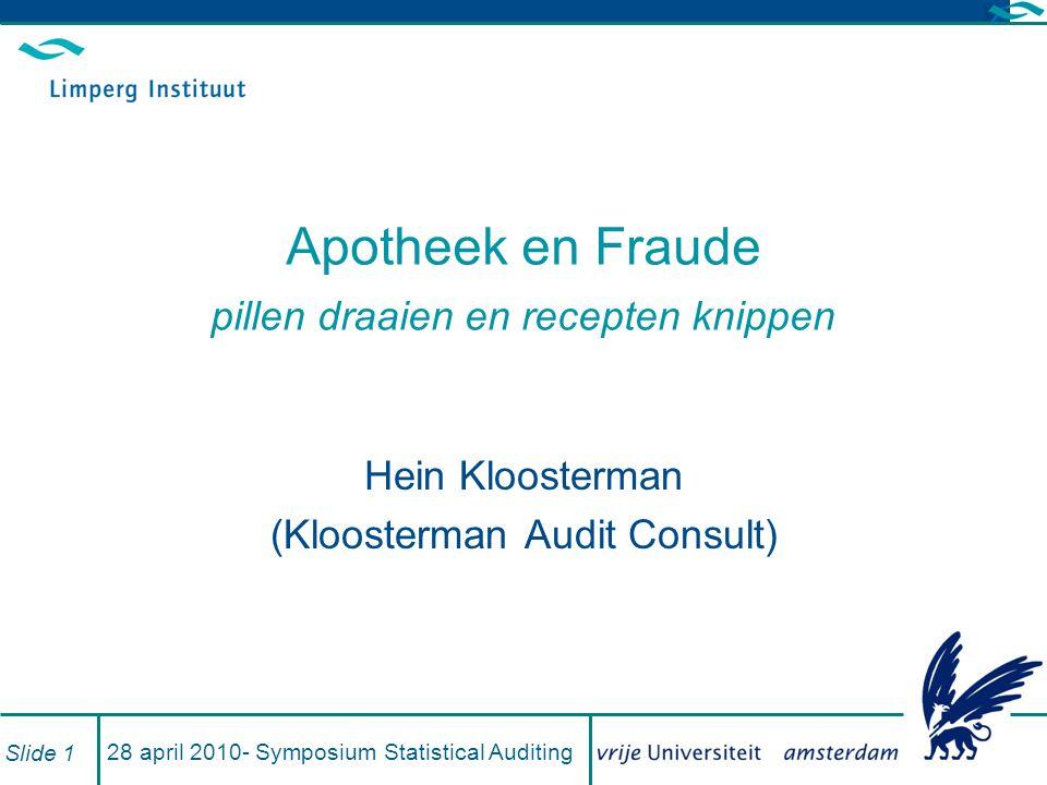 Waarover gaat het.Casusbeschrijving Probleemstelling Fraude Detailcontrole.