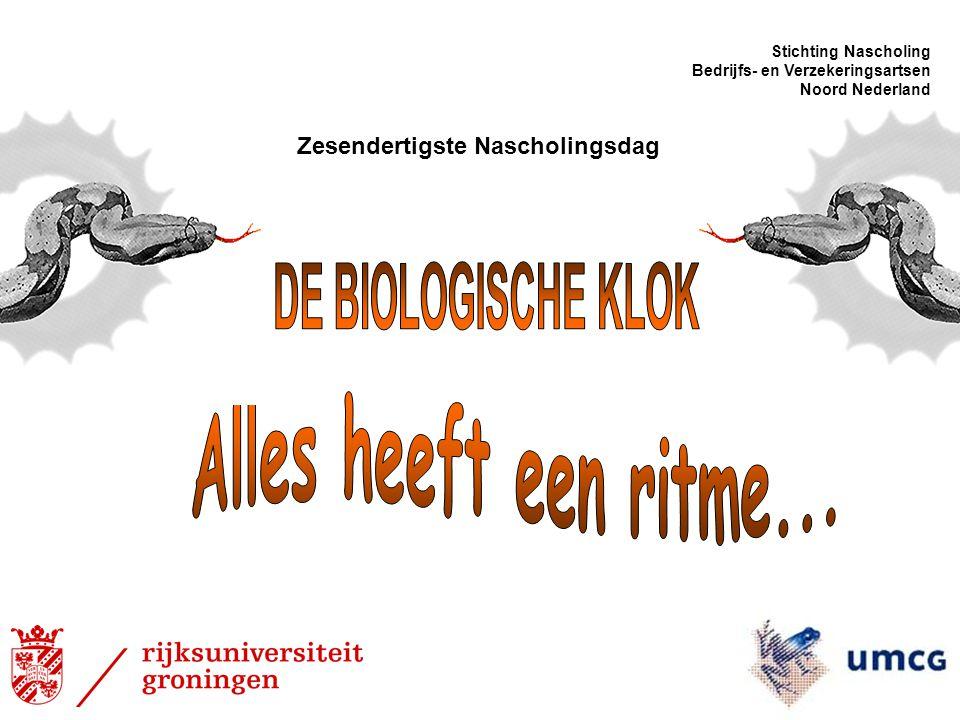 Zesendertigste Nascholingsdag Stichting Nascholing Bedrijfs- en Verzekeringsartsen Noord Nederland