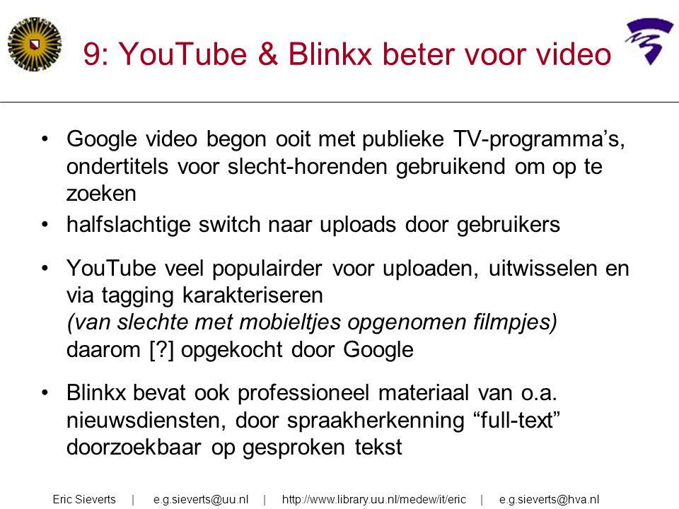 Google video begon ooit met publieke TV-programma's, ondertitels voor slecht-horenden gebruikend om op te zoeken halfslachtige switch naar uploads doo