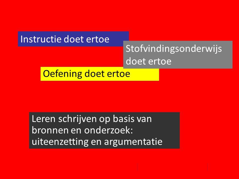Transfertoets 'uiteenzetting' Reinaert-lessen > uiteenz.