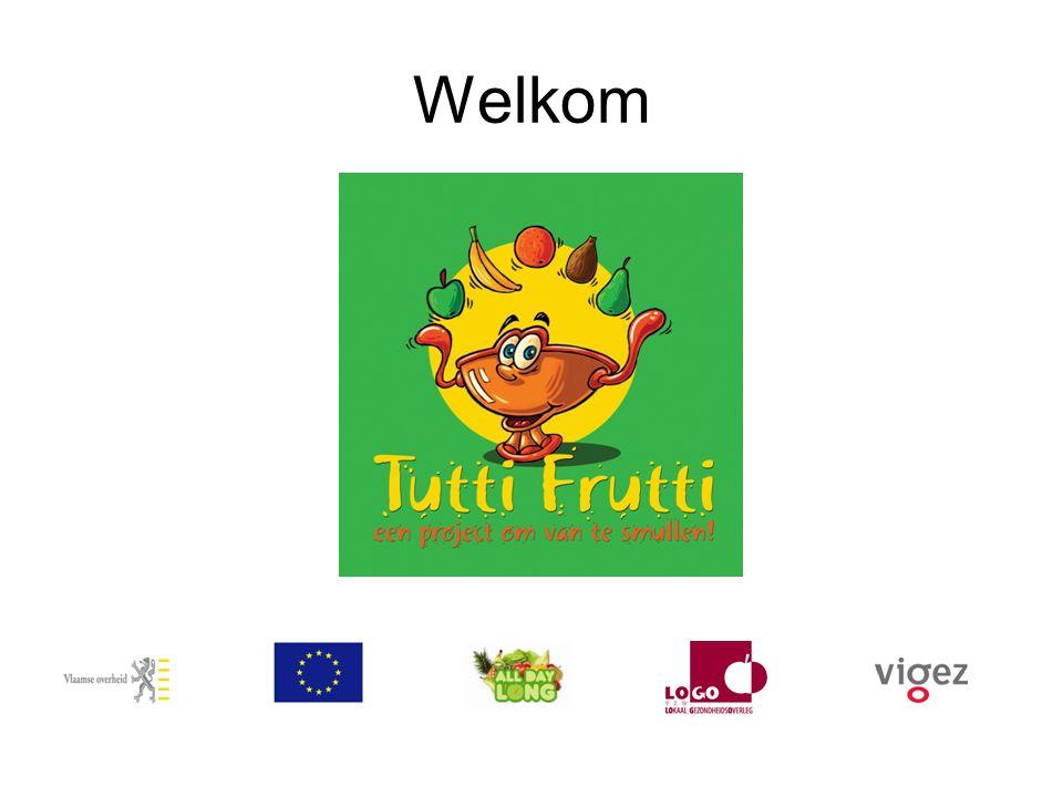 PROGRAMMA 'Fruit op school in de kijker' OchtendNamiddag Programma 9u tot 9u3012u30 tot 13u Onthaal met koffie 9u30 tot 9u45 13u tot 13u15Inleiding: het Europees strategisch plan voor fruit op school 9u45 tot 11u13u15 tot14u30Naar (nog) meer fruit en groenten op scholen in Vlaanderen Wat moet ik doen om steun te bekomen voor de verdeling van schoolfruit en wat zijn mijn verplichtingen.