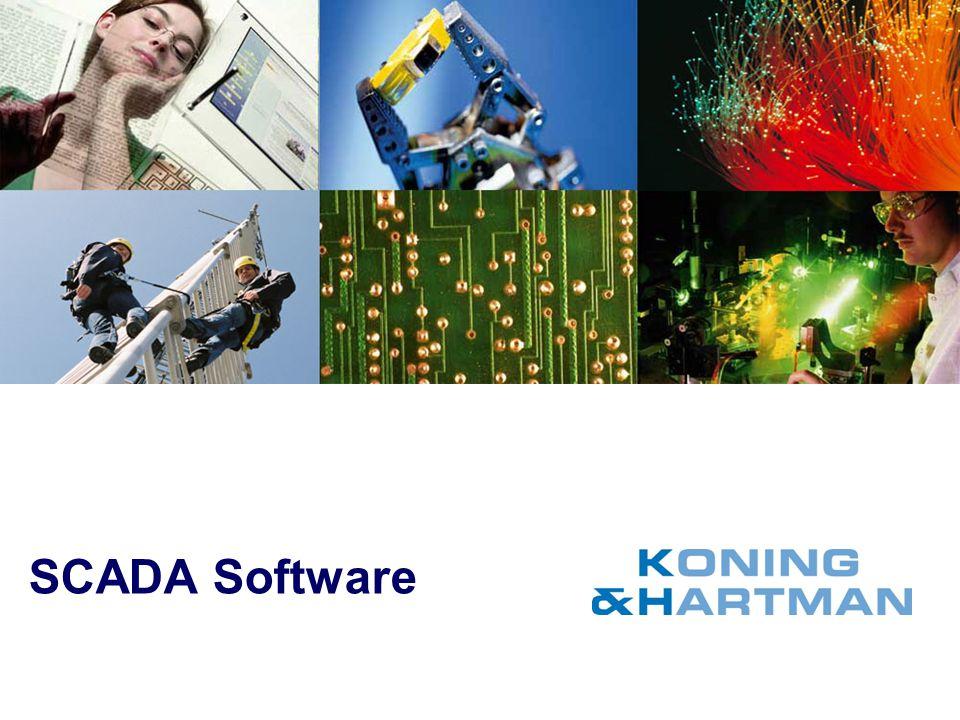 Agenda SCADA software Industriële toepassingen CitectSCADA Telemetrie toepassingen ClearSCADA Citect Historian Licenties