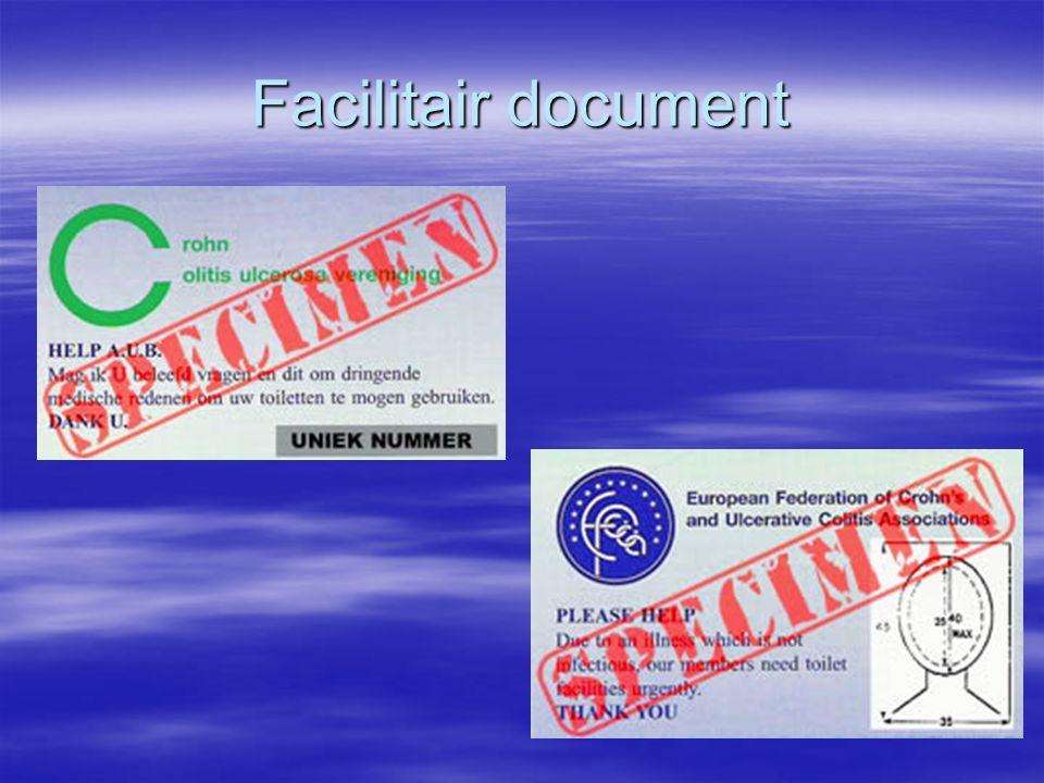 Facilitair document