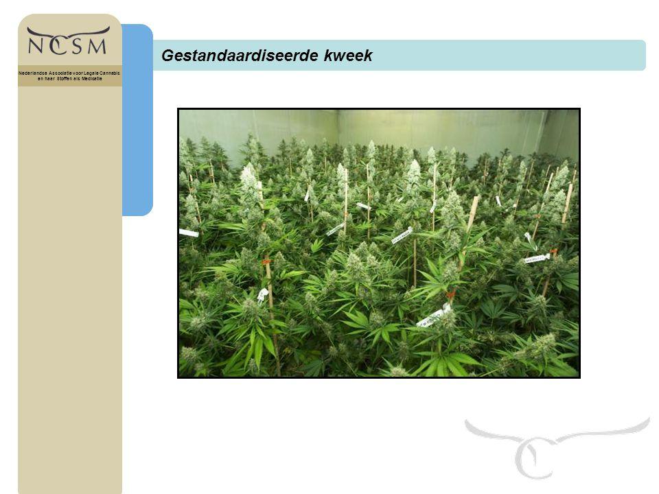 Titel Nederlandse Associatie voor Legale Cannabis en haar Stoffen als Medicatie Farmaceutische kwaliteit Nederlandse Associatie voor Legale Cannabis en haar Stoffen als Medicatie