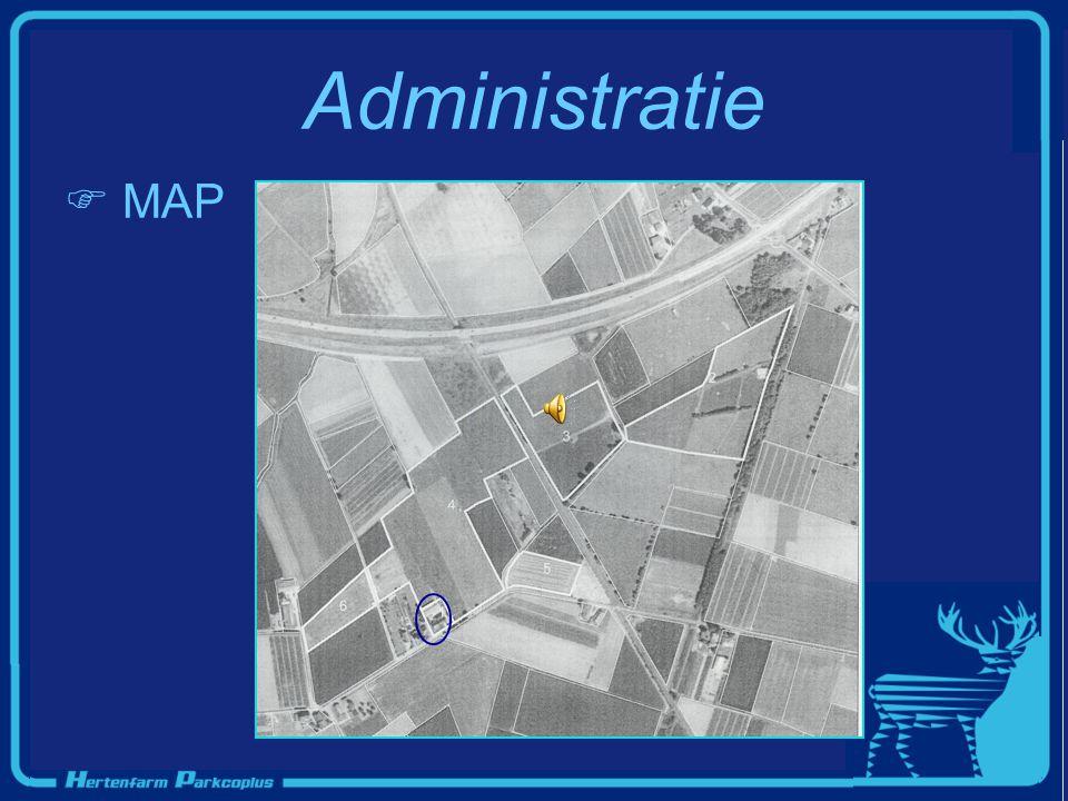Administratie  MAP