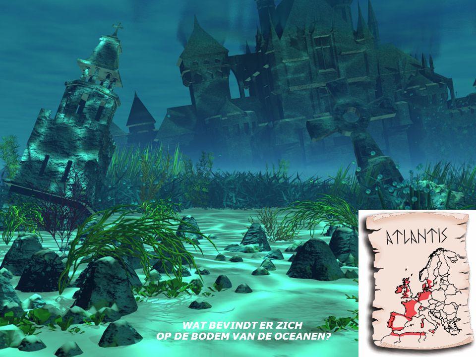 V L I Z www.vliz.be Zeelessen WAT BEVINDT ER ZICH OP DE BODEM VAN DE OCEANEN?
