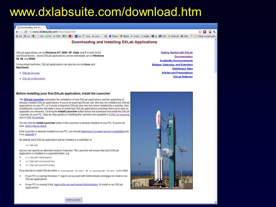 www.dxlabsuite.com/download.htm