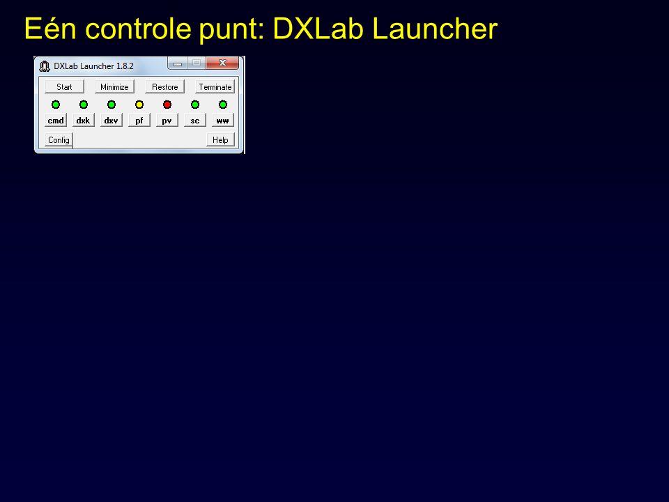 DXView: Maidenhead Field Overlay Beam richting Zonne-terminator (*7) Aurora zone grenzen Punt & klik Antenne rotatie Propagatie voorspelling