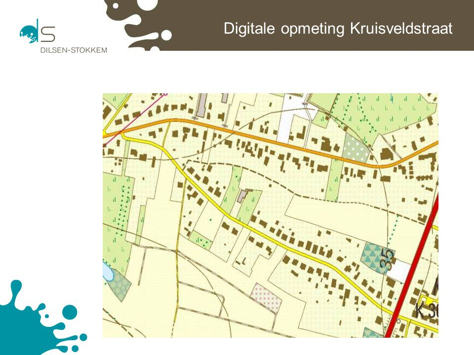 43 Digitale opmeting Kruisveldstraat