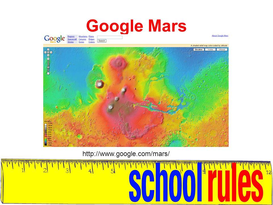Google Mars http://www.google.com/mars/