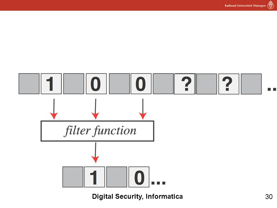 30 Digital Security, Informatica