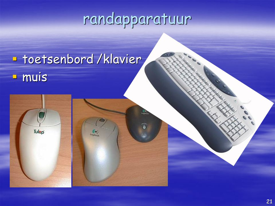 22 randapparatuur  printer  scanner