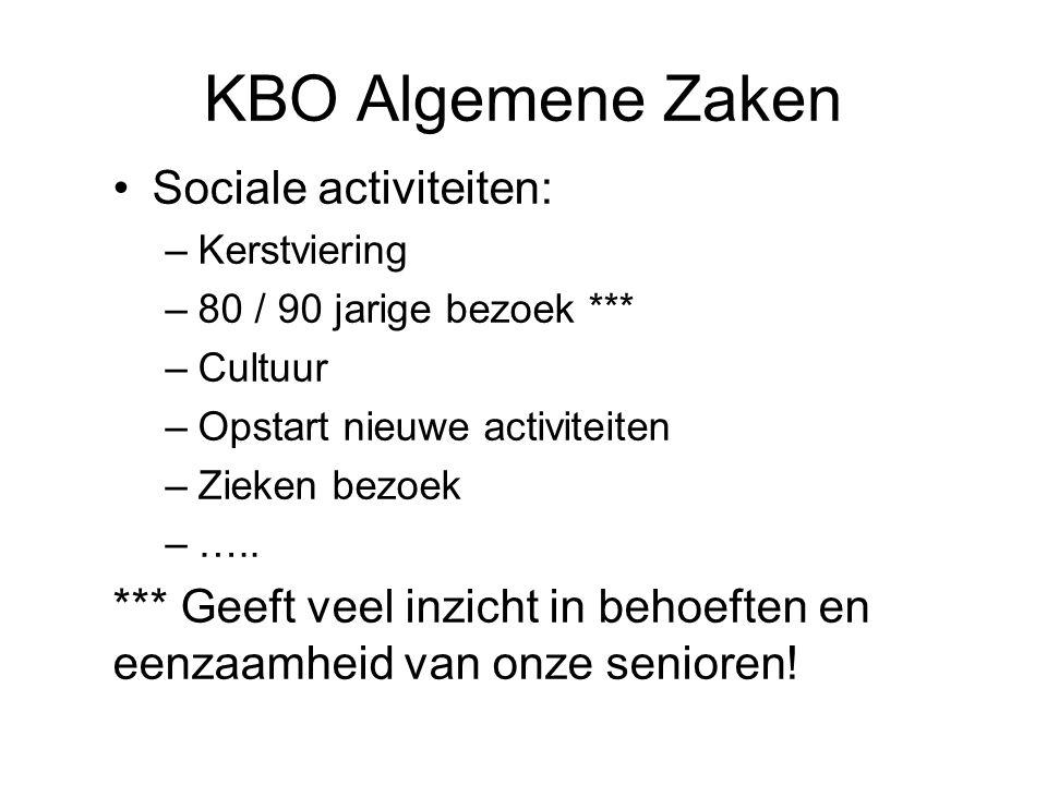 KBO Ouderenadviseurs *** Deskundige individuele belangenbehartiging.
