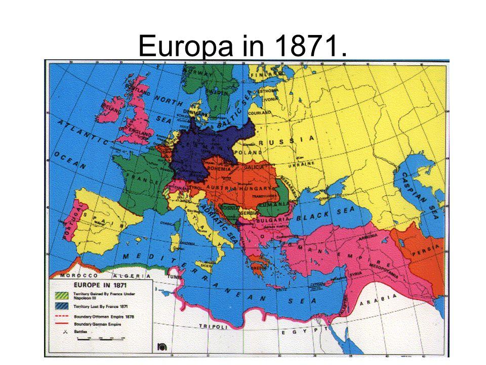 Europa in 1871.