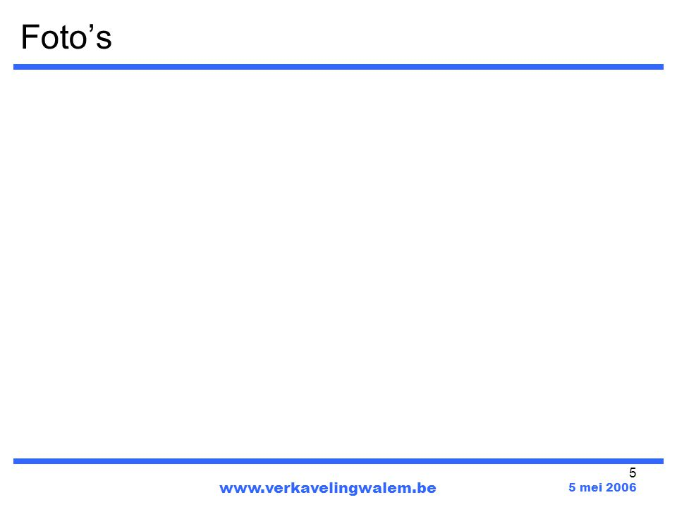 26 www.verkavelingwalem.be 5 mei 2006 Aquafin : … dat Aquafin zich ernstige vragen stelt bij de eventuele aanleg van een verkaveling op deze plaats. Aangezien de beek nu al continu gezwollen is, kan ze het extra water van de verharde oppervlakken er onmogelijk nog bij nemen. Wanneer de watertoets naar eer en geweten wordt toegepast, mag en kan het perceel dan ook nooit verkaveld worden. Expert 3 : Aquafin