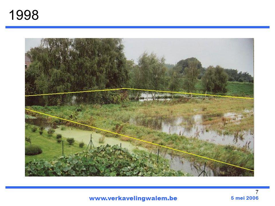 7 1998 www.verkavelingwalem.be 5 mei 2006