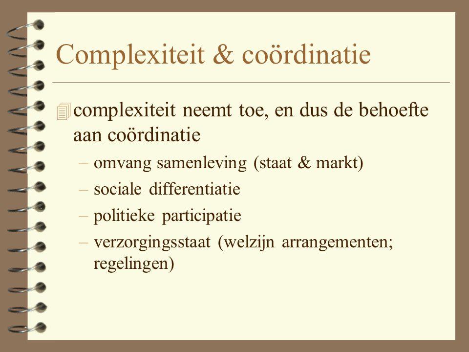 Onderscheiden en observeren 4 Niveau van observatie bepaalt of informatie syntactisch, semantisch of pragmatisch is.