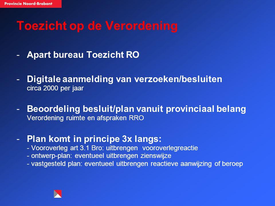 Overig -Herbegrenzing: bevoegdheid GS -Ontheffingen: bevoegdheid GS - Gekoppeld aan procedure bestemmingsplan
