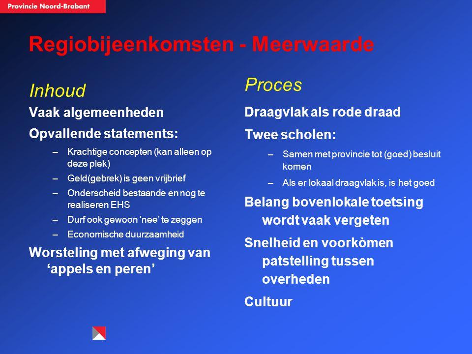VRAGEN ? www.brabant.nl/verordeningruimte