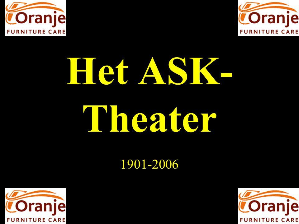 heet alle kinderen, leerkrachten, ouders, genodigden, gasten en andere belangstellenden van harte welkom bij Koning van Katoren 2006 Het ASK-Theater Wij wensen u een prachtige voorstelling toe!