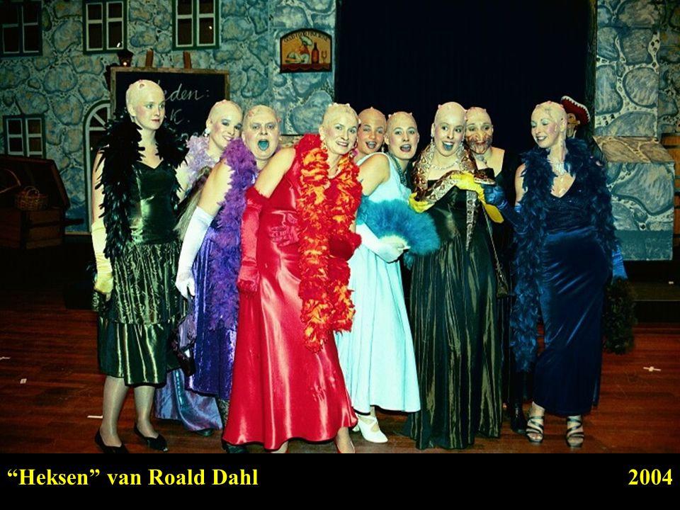 """""""Heksen"""" van Roald Dahl2004"""