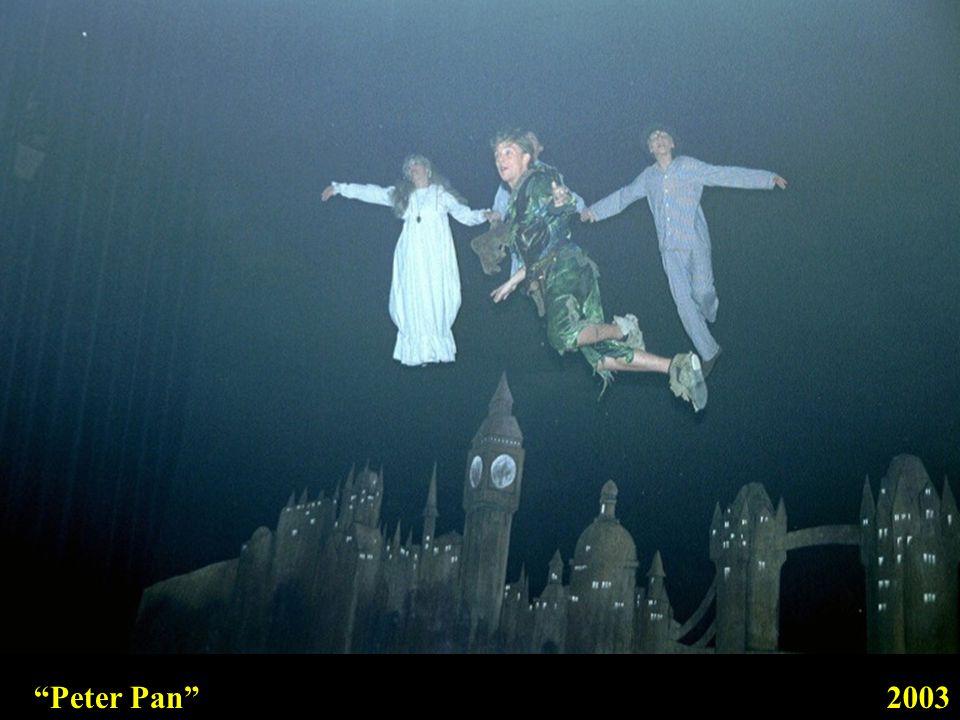 """""""Peter Pan""""2003"""