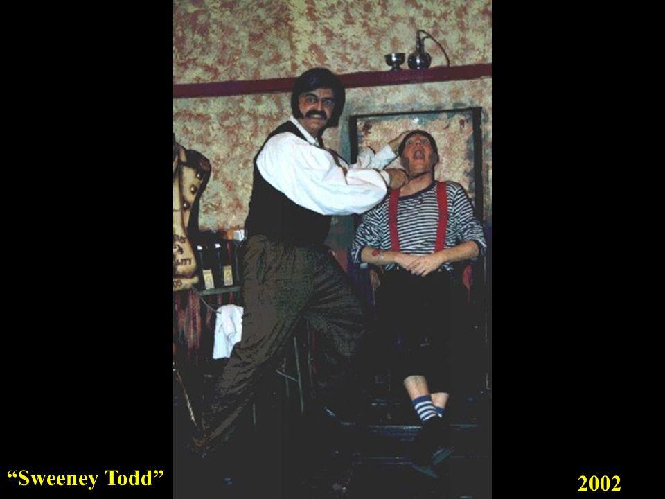 """""""Sweeney Todd"""" 2002"""
