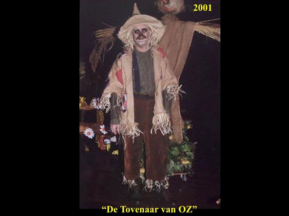 """""""De Tovenaar van OZ"""" 2001"""