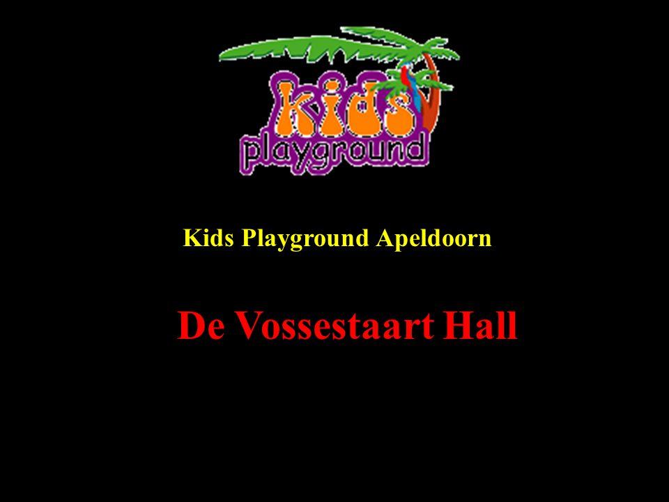 Kids Playground Apeldoorn De Vossestaart Hall