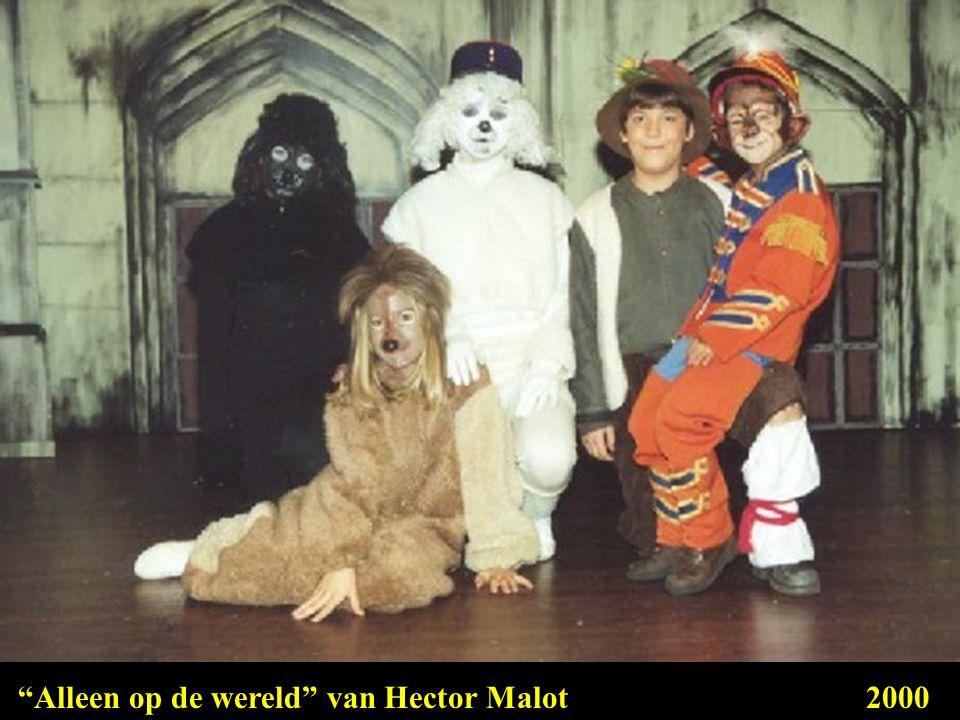 """""""Alleen op de wereld"""" van Hector Malot2000"""
