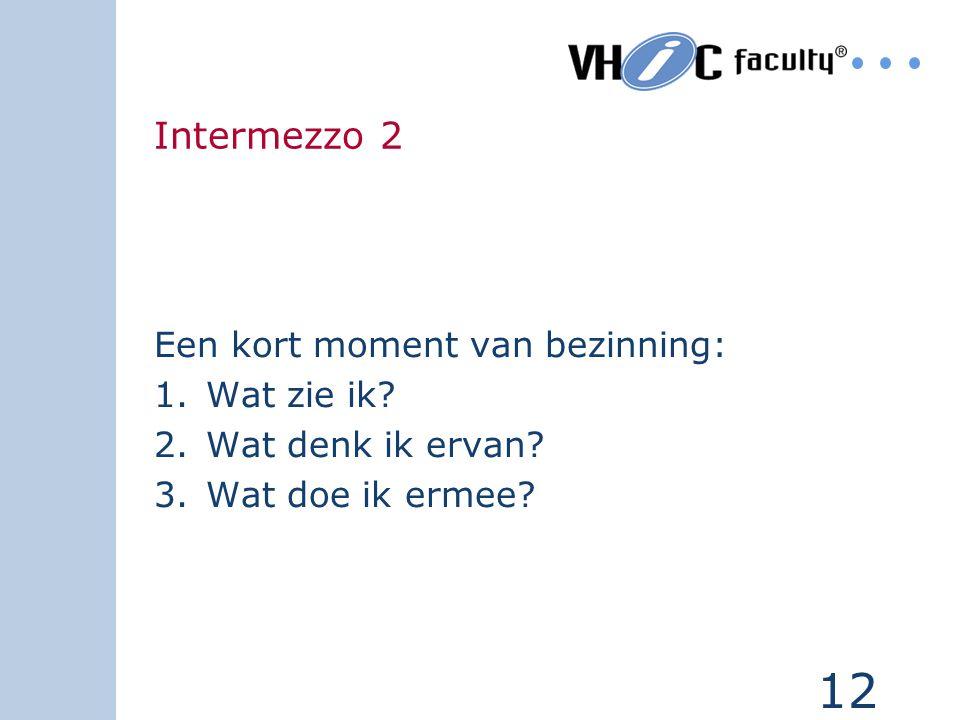 11 Cases vervolg 7.Advertenties 8.www.Divaprofielen.nl 9.VHIC beschrijvingen 10.NGI functies in de informatica 11.Orde op zaken, zaken op orde 12.Poli