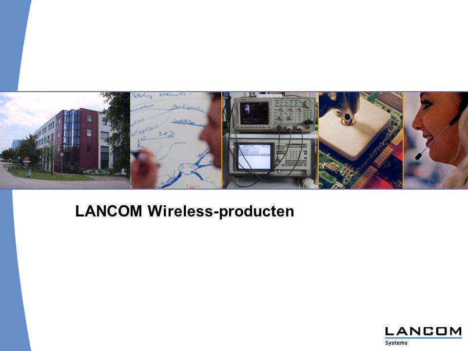 LANCOM Wireless-producten