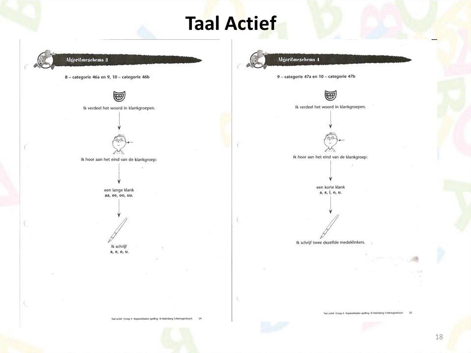 18 Taal Actief