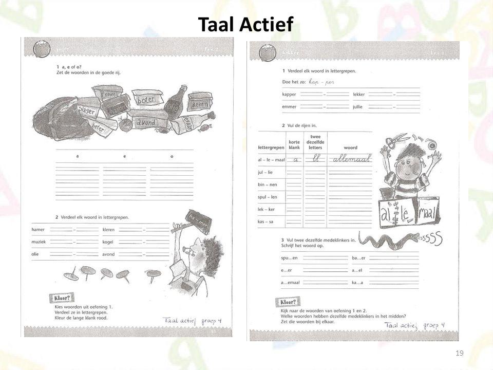 19 Taal Actief