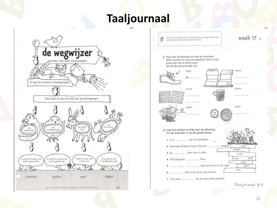 22 Taaljournaal