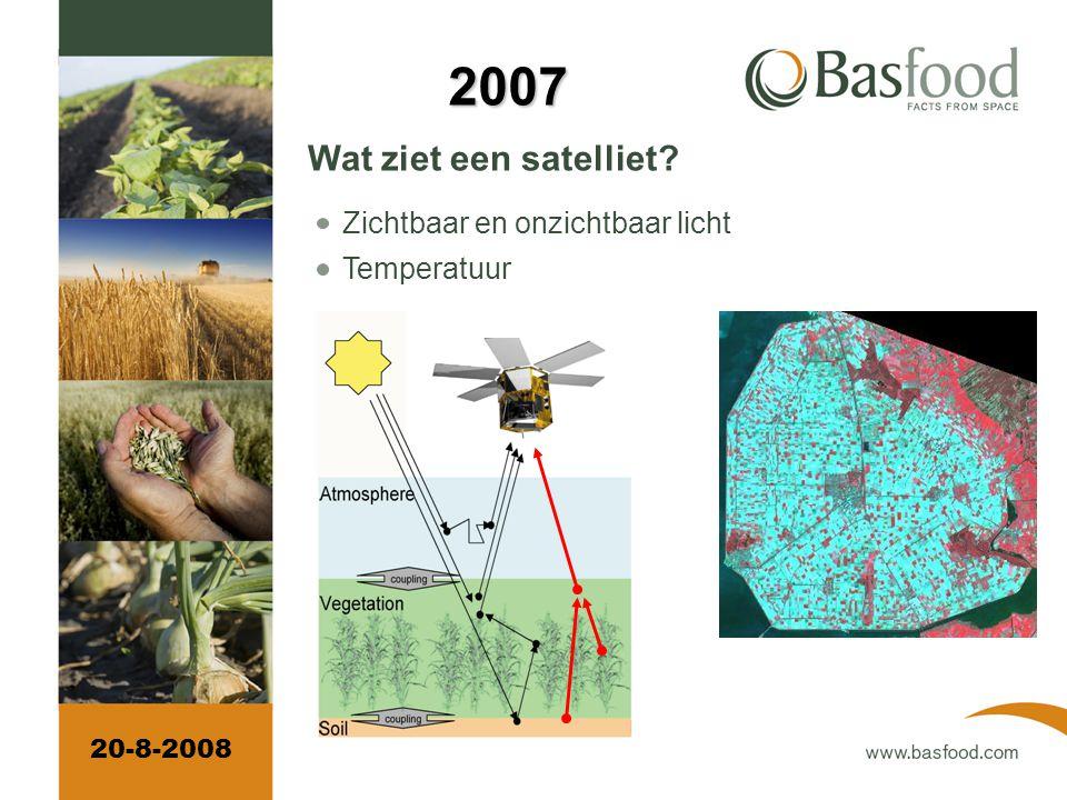 w w w. b a s f o o d. c o m Aardappeldemodag2008Westmaas Ir Frans Bastiaanssen 20-8-2008
