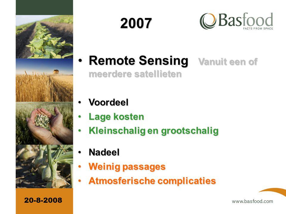 Near Sensing Vanaf de rand van het veld, de trekker of een (model)vliegtuigNear Sensing Vanaf de rand van het veld, de trekker of een (model)vliegtuig