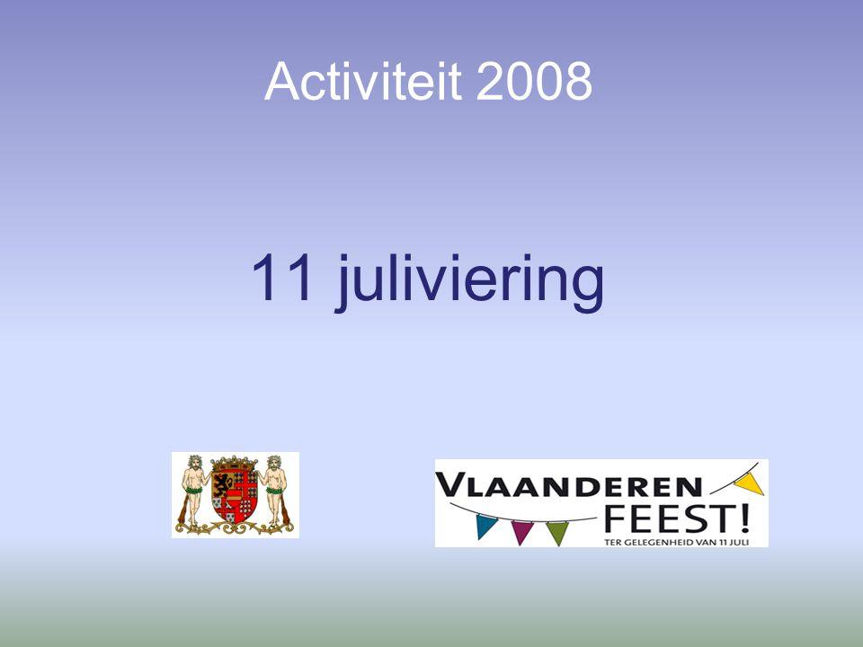Activiteit 2008 11 juliviering