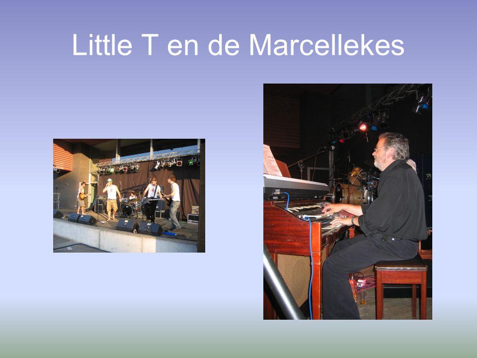 Little T en de Marcellekes