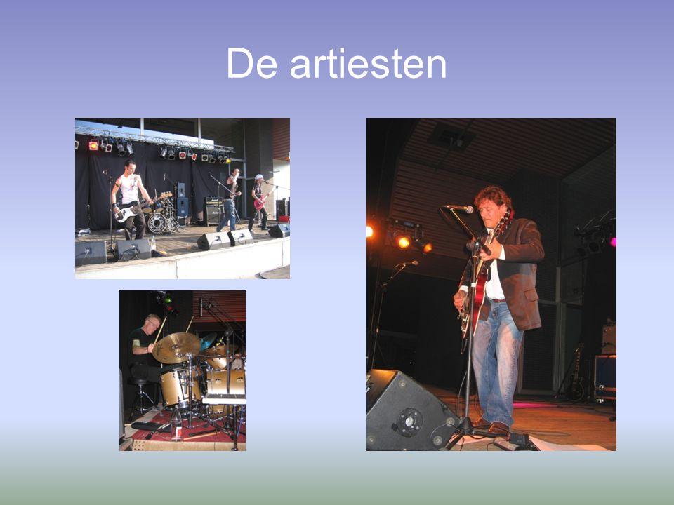De artiesten