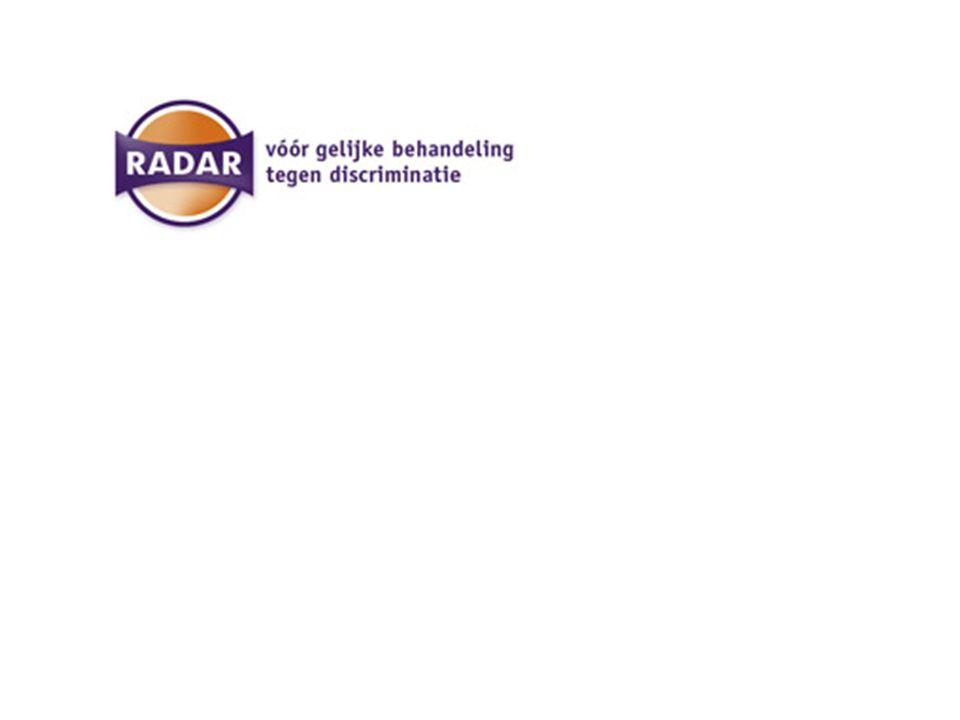 Introductie Mijn naam is Ik werk als ……………sinds …….. bij RADAR