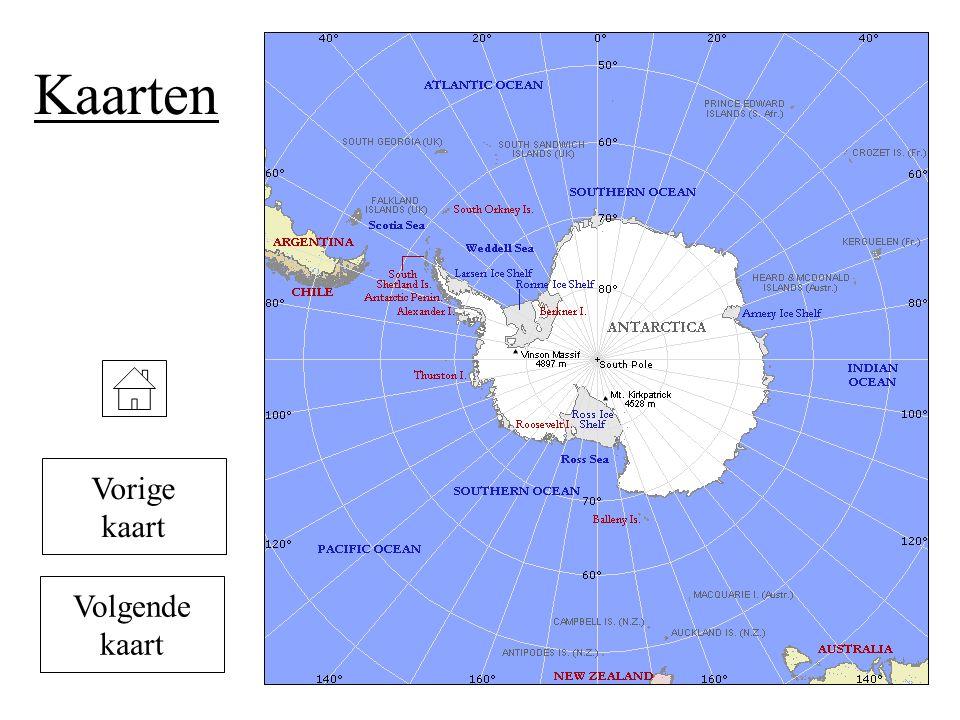 Kaarten Volgende kaart Vorige kaart