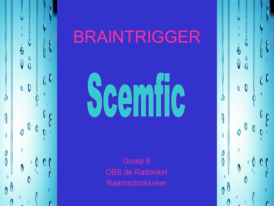 BRAINTRIGGER Groep 6 OBS de Radonkel Raamsdonksveer