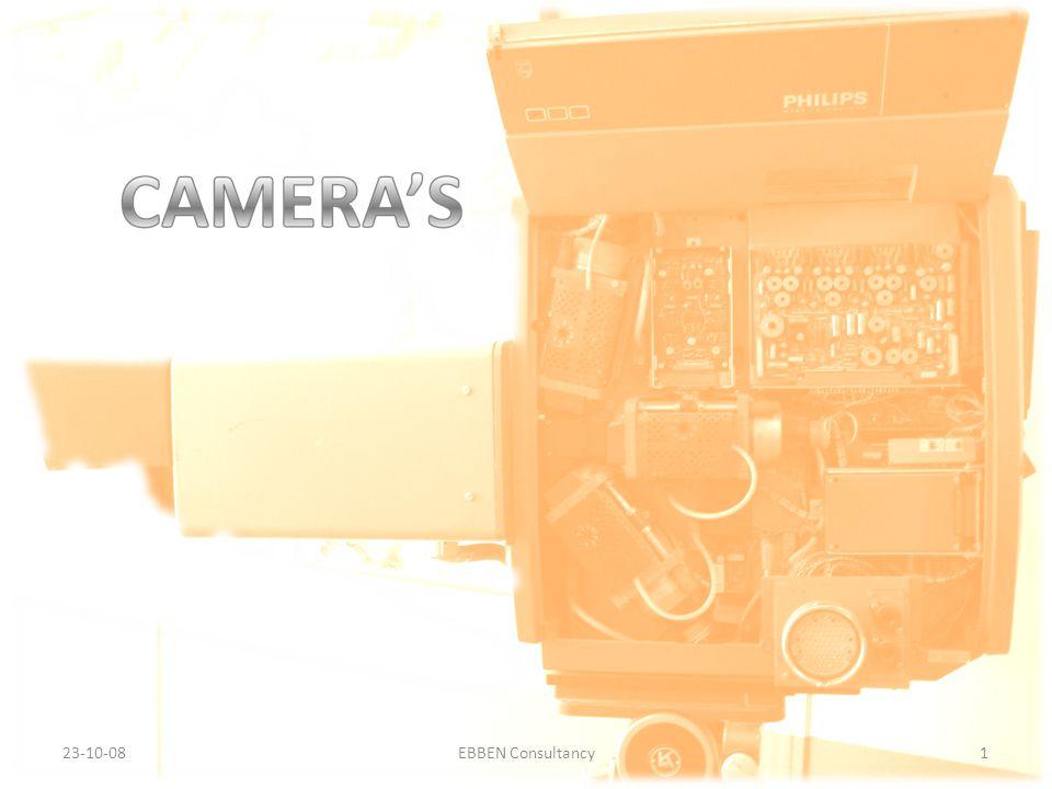 9-7-2014EBBEN Consultancy22 23-10-0822EBBEN Consultancy Scherpere beelden; Grotere schermen met SD resolutie betekend te kleine huiskamers Kan nog steeds geen krant lezen met HD Schermen, (projectie?) gaan naar wandgrote, 3m diagonaal.